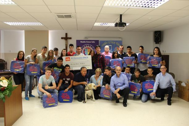 San José Obrero gana Concurso ONCE